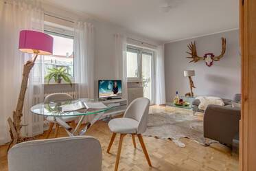 Beautifully furnished 2- apartment  München Au-Haidhausen
