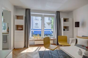 Sendlinger Tor: Modern, high-quality apartment