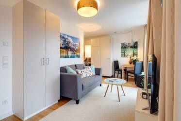 Beautifully furnished 1- apartment  München Milbertshofen