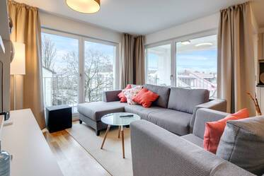 U2 Harthof: High-quality 3-room apartment