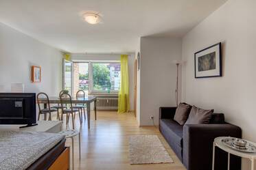 Attractively furnished 1- apartment  München Sendling