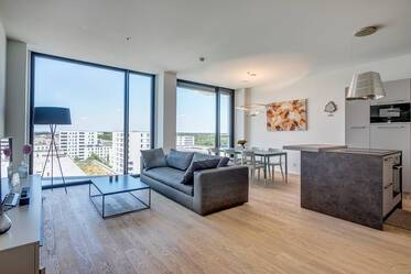 FRIENDS TOWER 1: 2-room luxury apartment