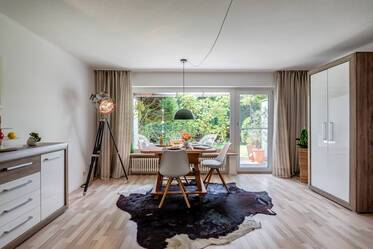 Beautifully furnished 1- apartment  München Lochhausen