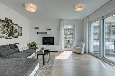 Modern 4-room apartment in family-friendly neighborhood, Munich-Obersendling