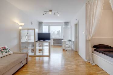 Furnished apartment in Berg am Laim