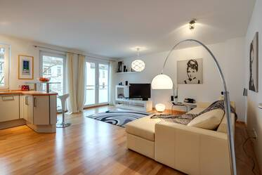 Beautifully furnished apartment  Sendling-Westpark