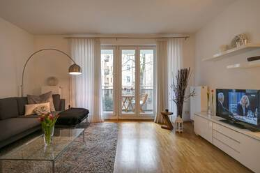 Nicely furnished 2- apartment  München Lehel