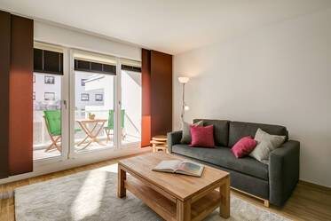Nicely furnished 2- apartment  München Berg am Laim