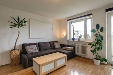 Pretty, furnished apartment in Hasenbergl