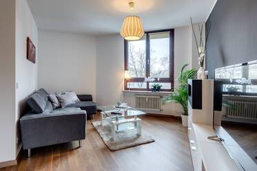 Modern 2-room apartment in Mittersendling, 7 minutes to the S-Bahn