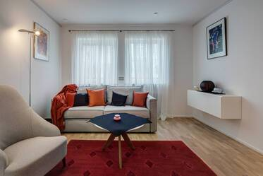 High-quality 2.5-room apartment in Herzogpark