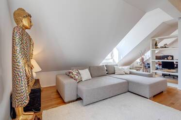Comfortable attic apartment in Alte Heide