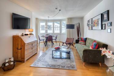 Furnished 2- apartment  München Zentrum