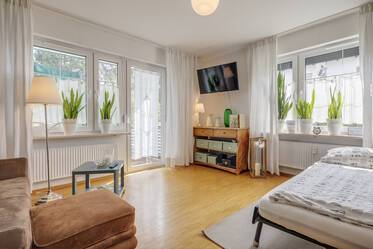 Furnished 1- apartment  München Moosach