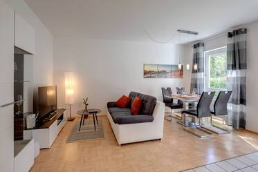 Nicely furnished 2-room apartment in Munich Giesing