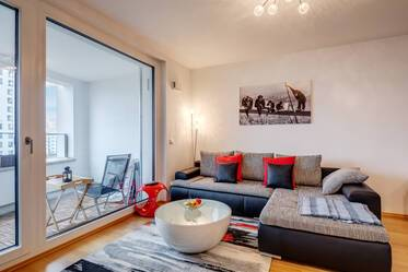 Beautifully furnished apartment in Obersendling