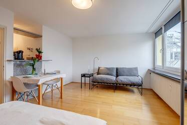 Furnished 1- studio  München Schwabing-West