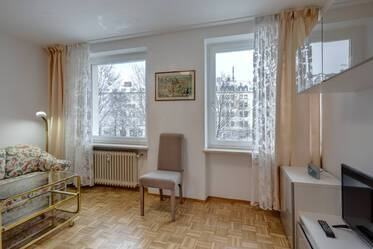 Furnished apartment in the heart of Munich at the Isartor