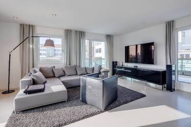 Premium: beautifully furnished 3- penthouse  München Mittersendling