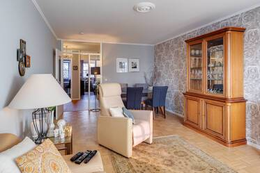 Stylish 3-room apartment with balcony in Munich-Sendling