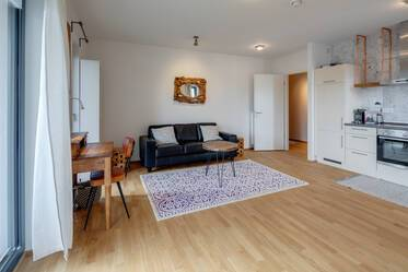 Beautifully furnished apartment in Parkstadt Schwabing