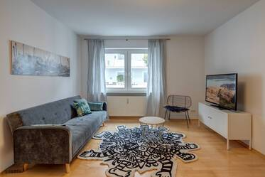 NEWLY furnished, modern 2-room apartment in Munich-Schwabing West