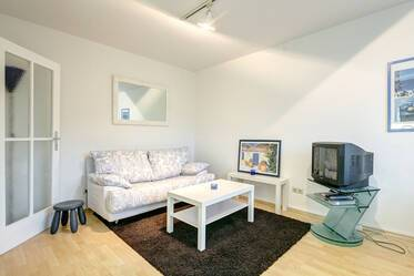 Attractively furnished 2- apartment  München Parkstadt Bogenhausen