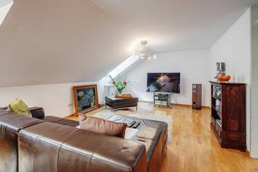 Furnished 2-room apartment in Munich Fasangarten