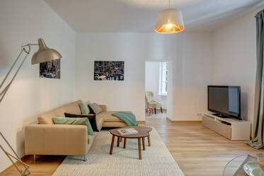 Beautifully furnished 2-room apartment in Munich Herzogpark