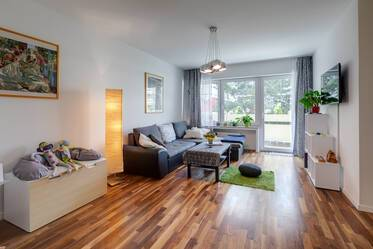 Nicely furnished 3.5-room apartment in Munich Pasing