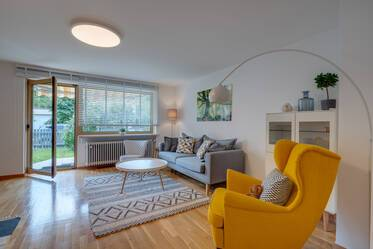 Beautifully furnished 4.5-room house in Munich Kieferngarten