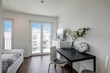 New construction 2018 - FIRST OCCUPANCY: Beautiful 1-room studio apartment