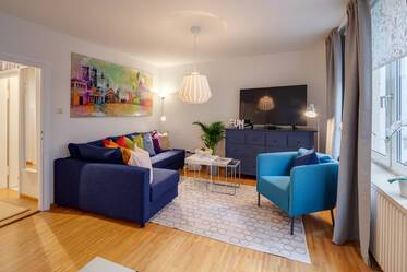 Stylishly furnished apartment at Thierschplatz