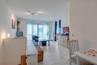 Attractively furnished apartment  Aubing