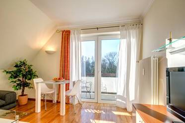 2-room apartment with balcony in Munich-Oberföhring