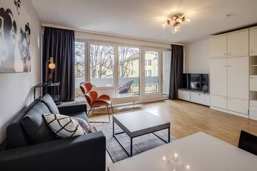 Beautifully furnished apartment in Freimann