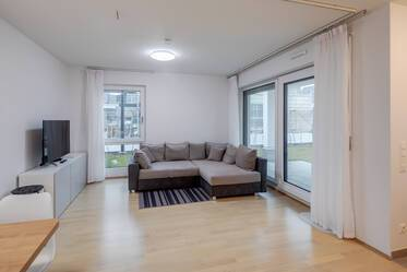 Family apartment in new residential area