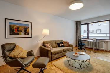 Beautifully furnished apartment  Harlaching