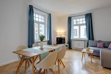Beautifully furnished apartment in Ludwigsvorstadt