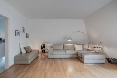 Nicely furnished attic apartment  Nymphenburg