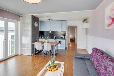 Beautifully furnished apartment in Messestadt Riem