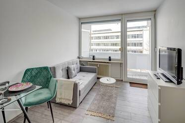 Apartment in central location, near Goetheplatz