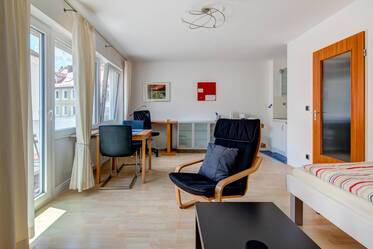 Attractively furnished 1- apartment  München Isarvorstadt