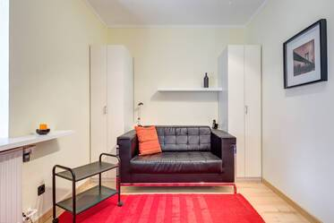 Good location in Munich-Trudering, very quiet 1.5-room apartment