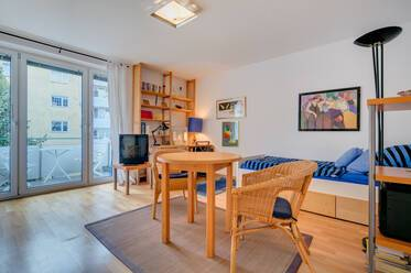 Furnished 1- apartment  München Schwabing