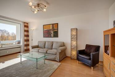Spacious and bright 3.5-room apartment in Haar