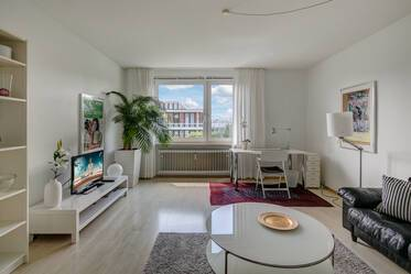 Nicely furnished 2- apartment  München Maxvorstadt