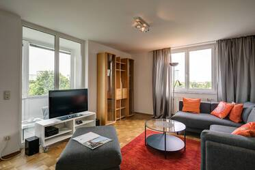 Apartment in Schwabing-Nord near U-Bahn U6