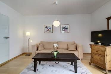 2-room apartment with good traffic connection