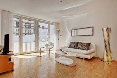 Nicely furnished apartment in great location near Josephsplatz